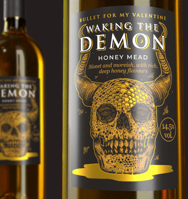 Waking The Demon - Honey Mead